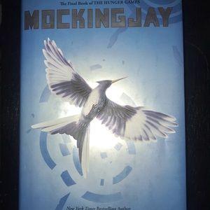 Mocking jay book